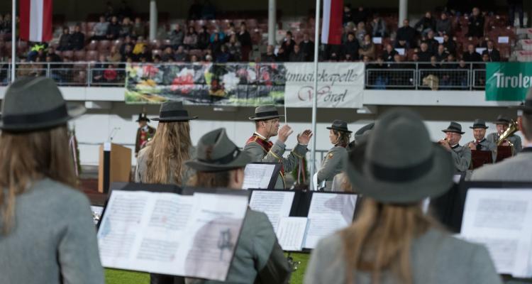 Großer Österreichischer Zapfenstreich begeisterte Publikum