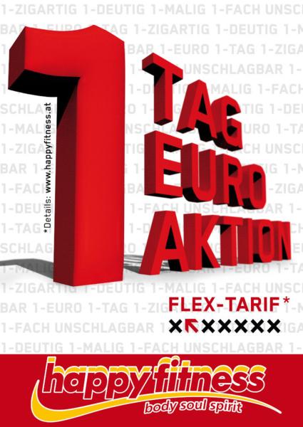 1 Tag 1 Euro Aktion