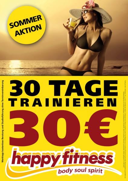 Aktion 30 Tage für 30€
