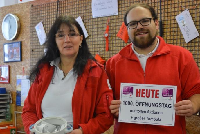 1.000 Tage offen: Kleiderladen Wörgl