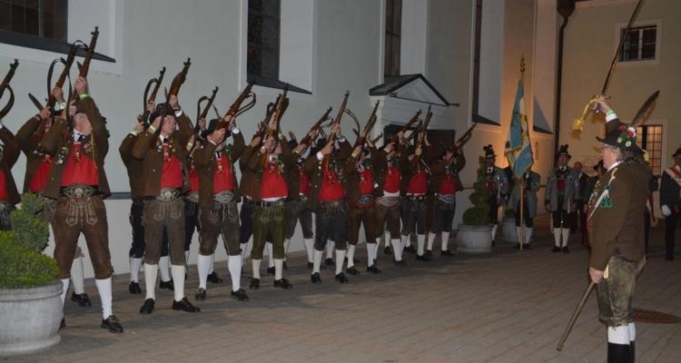 50 Jahre Sepp Innerkofler-Standschützenkompanie Wörgl