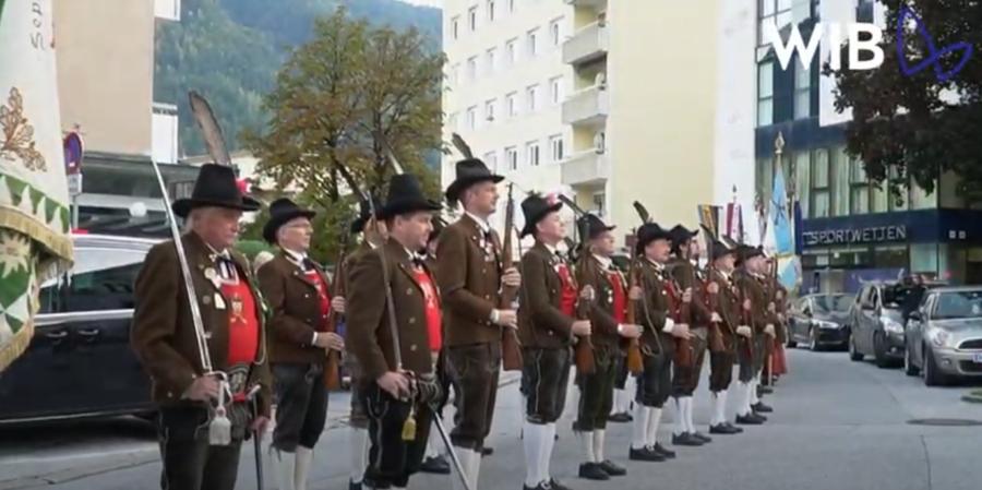 50 Jahre Sepp Innerkofler Standschützenkompanie Wörgl