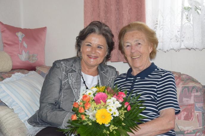 Anna Hager: 90 Jahre mit viel Lebensfreude