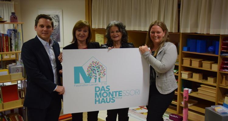 Aus Lernwelt wird Montessori-Haus für 1-15 Jahre