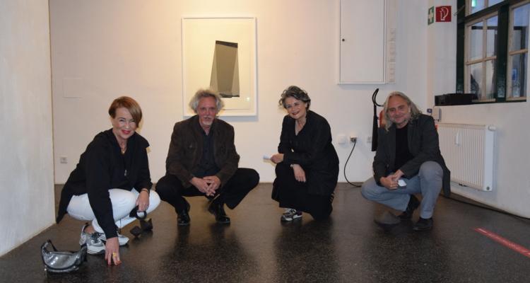Ausstellung Verortung und Entfernung