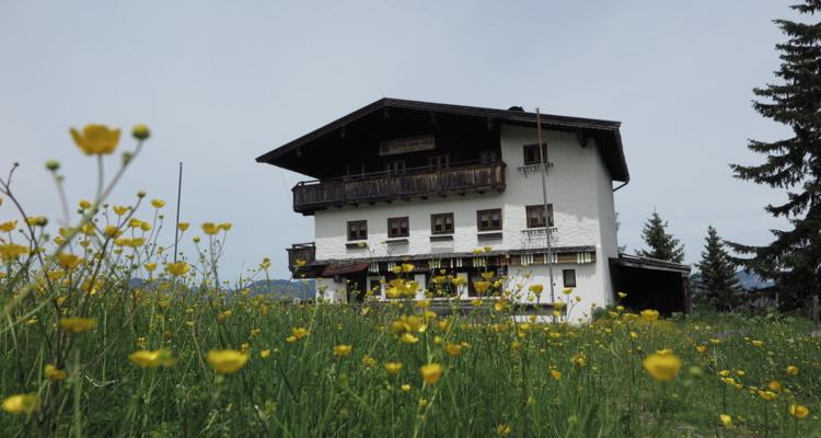 Berg frei, Naturfreunde – Lebwohl, Anton Graf Hütte