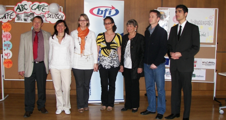 Bildungsprojekt ABC-Café startet in Wörgl