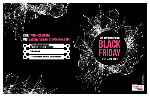 """BLACK FRIDAY – ein """"Must"""" für Trendsetter und Schnäppchenjäger"""