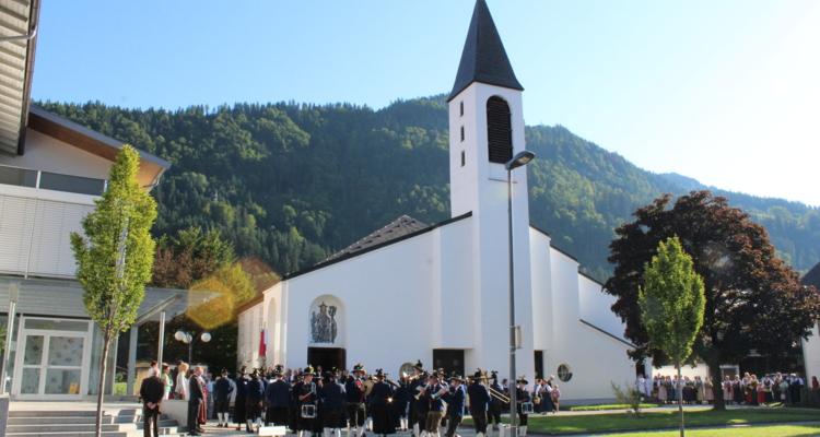 Im Oktober wird das 40 Jahr-Jubiläum der Holzmeisterkirche in Bruckhäusl gefeiert