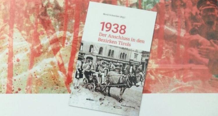 Buchvorstellung in Wörgl: 1938 im Bezirk Kufstein