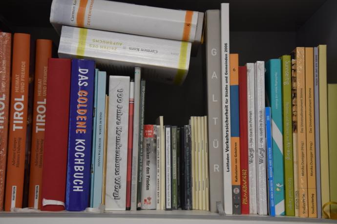 Bücherei geschlossen