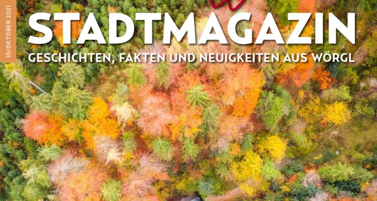 Das neue Stadtmagazin Ausgabe Oktober ist da!