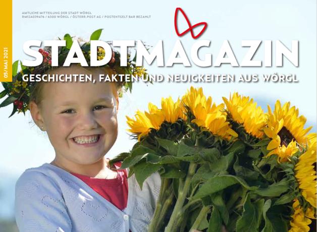 Das neue Stadtmagazin Wörgl Ausgabe Mai ist da!