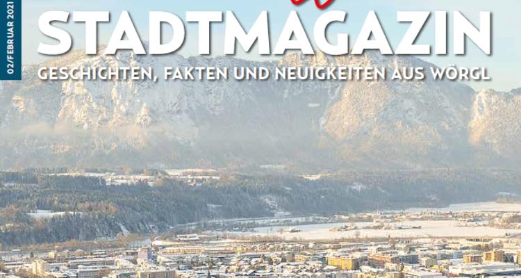 Das Stadtmagazin Ausgabe Februar ist da!
