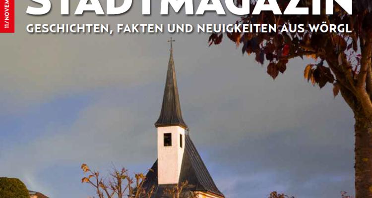 Das Stadtmagazin Ausgabe November ist online!