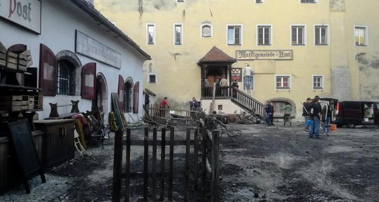 """""""Das Wunder von Wörgl"""": Hall in Tirol als Drehort für das historische Wörgl"""