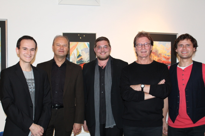 Ein inspirierender Abend mit Sepp Rangger