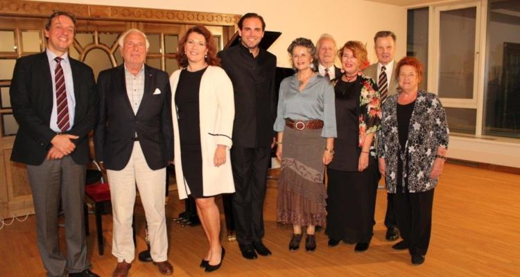 Ein mehr als außergewöhnlicher Konzertabend: Preisträger der Academia Vocalis - Liviu Holender & friends