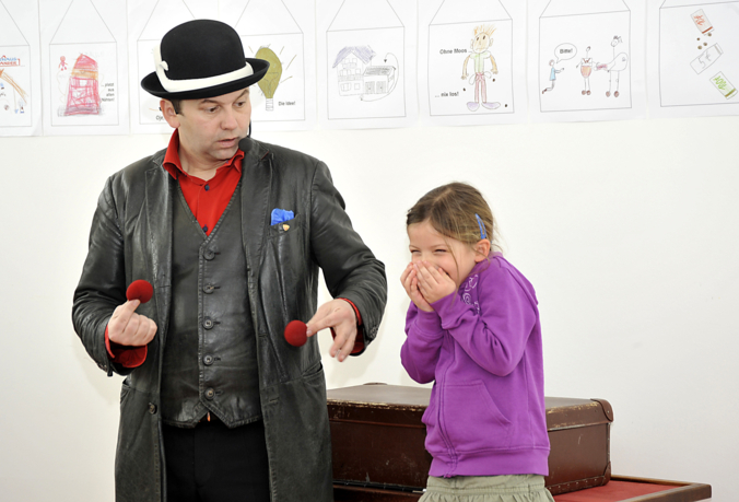 Zauberkünstler Markus Gimpl