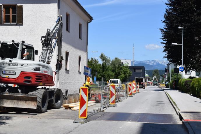 Erste Straßensanierungen ab dem Spätsommer