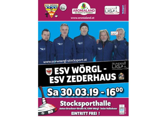 Bundesliga 1 ESV Wörgl-Stocksport