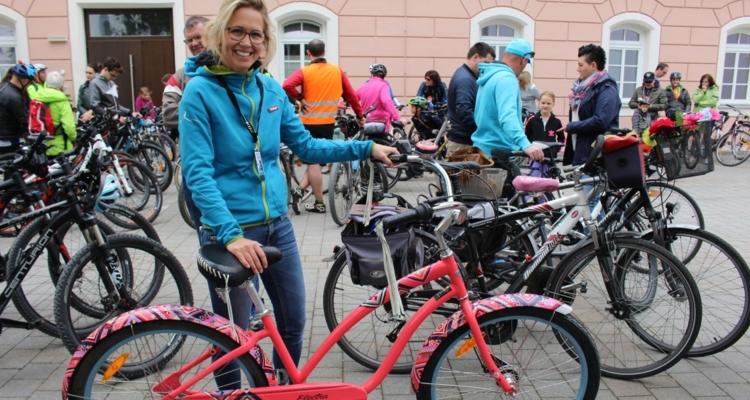 Fahrradsegnung beim eldoRADo