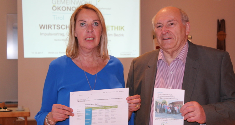 Gemeinwohl-Ökonomie: Regionalgruppe gestartet