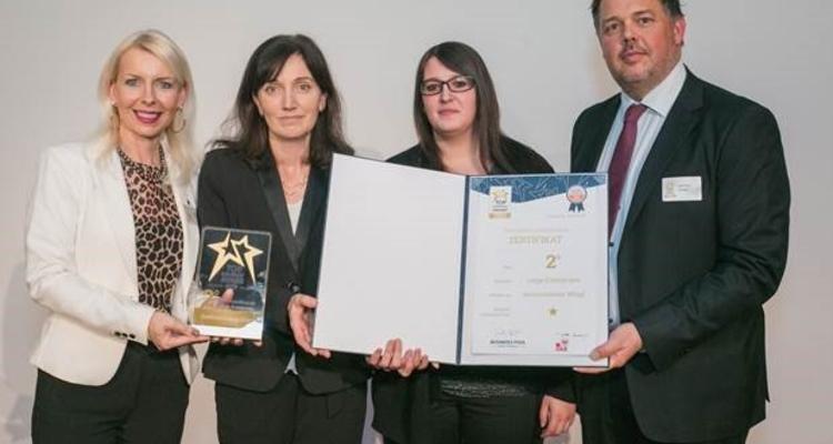 Große Auszeichnung für Seniorenwohnheim
