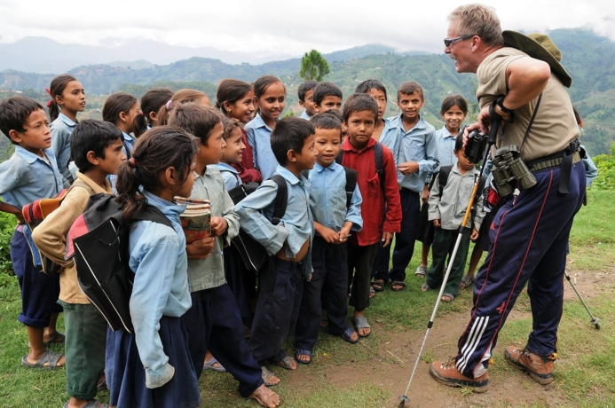 """""""Himalaya Children Help"""" - Rekordergebnis durch Weihnachtstombola !"""