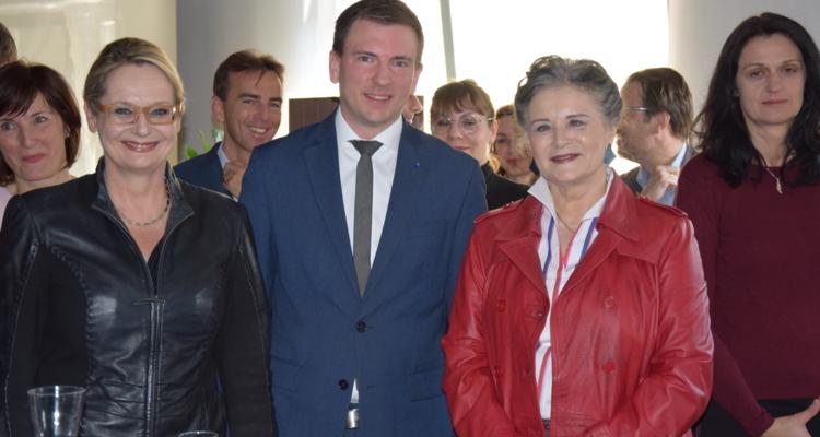 Hypo Tirol Bank lud zum Unternehmerfrühstück