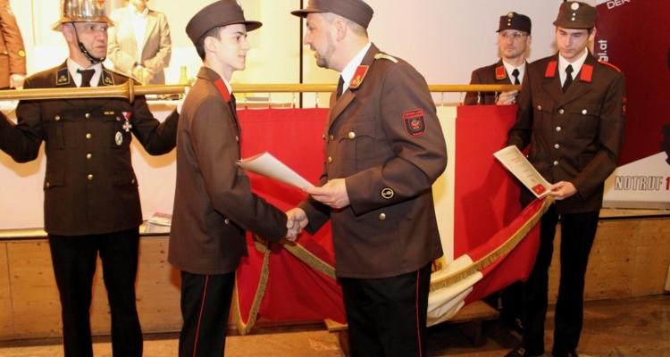 Jahreshauptversammlung FF Wörgl – 19.302 Stunden im Dienste der Allgemeinheit