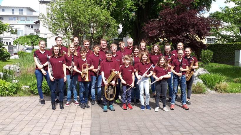Jugendkapelle startet durch