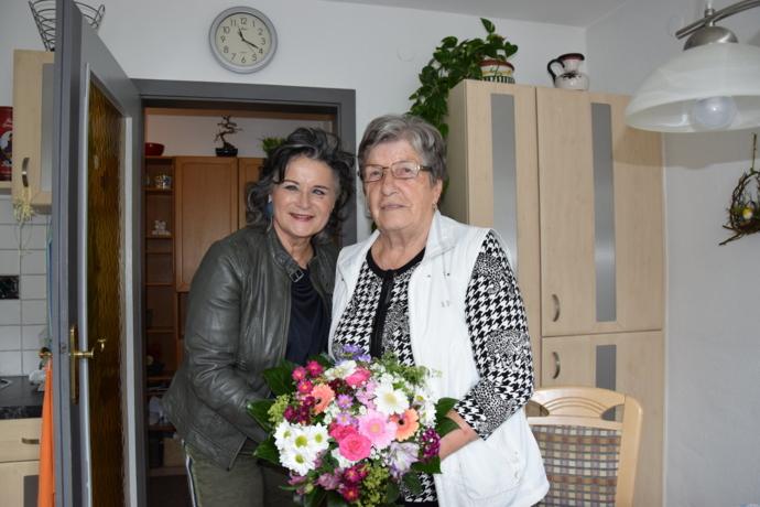 Katharina Wechselberger feiert 90. Geburtstag