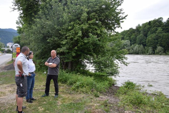 Keine weitere Verschärfung der Hochwassersituation in Tirol