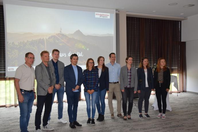 Kitzbüheler Alpen bieten ab sofort grenzenlosen Service