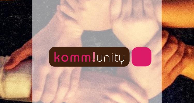komm!unity hilft!