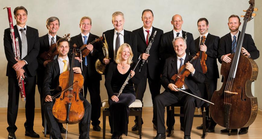 Lions präsentieren philharmonische Klänge in der Wörgler Pfarrkirche