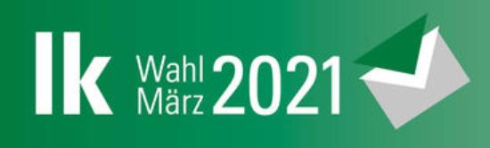 LK-Wahl: Listen vollständig, Appell an Wählerinnen und Wähler