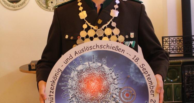 Marco Ruberto Schützenkönig