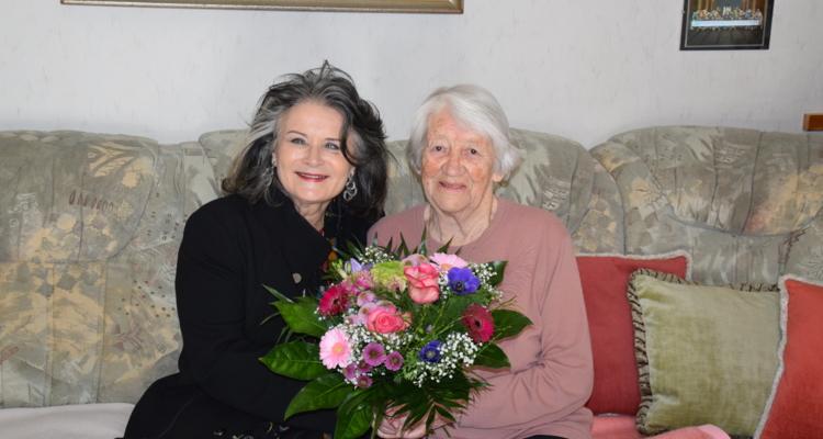 Maria Pendl 90