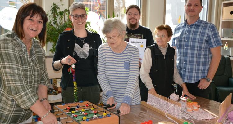Mehr Plätze in der Senioren-Tagesbetreuung Wörgl