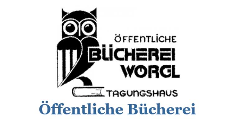 Mitteilung der Öffentlichen Bücherei Wörgl