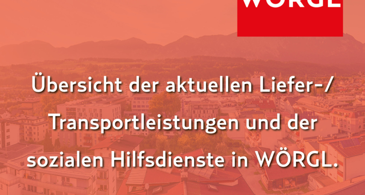 Mitteilung des Stadtmarketing Wörgl