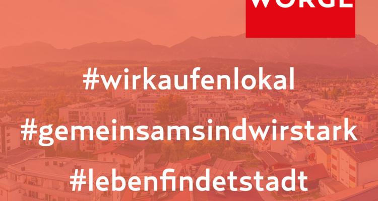 Mitteilung Stadtmarketing Wörgl