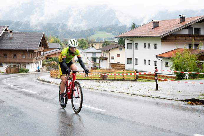 Nachwuchs des Radclub Wörgl überzeugte
