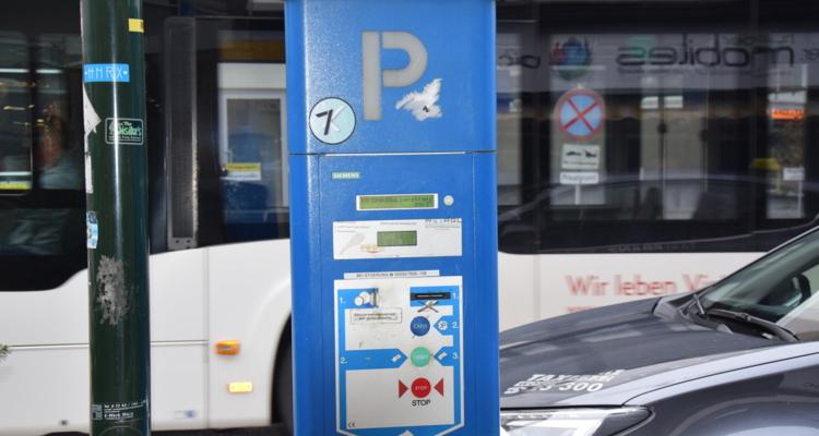 Neu in Wörgl: Parktickets einfach per App buchen