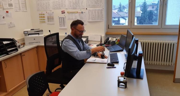 """Neuer """"alter"""" Direktor an der Mittelschule 1 in Wörgl"""