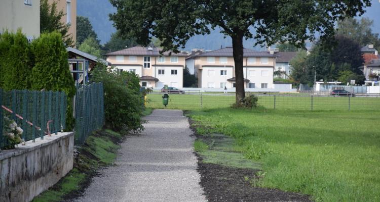 Neuer Schulweg fertiggestellt