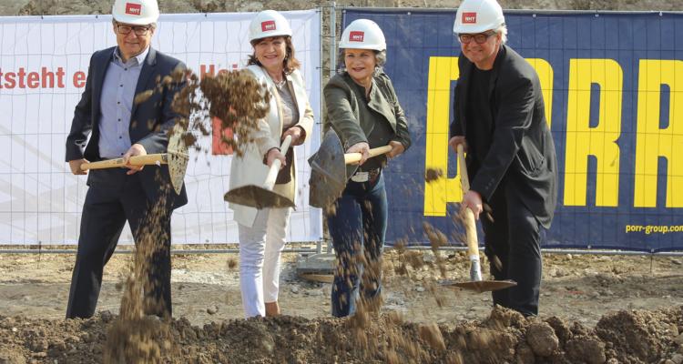 NHT gestaltet Südtiroler Siedlung in Wörgl neu