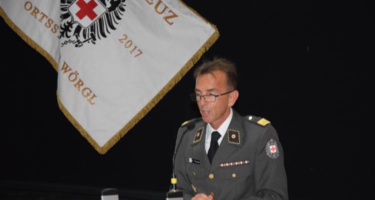 Rotes Kreuz Wörgl mit eindrucksvollem Leistungsbericht